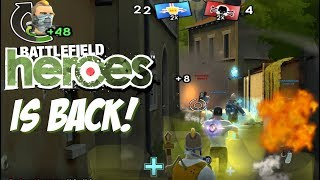 Battlefield Heroes Is BACK (and better than ever)