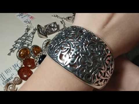 мои серебряные украшения в продаже.