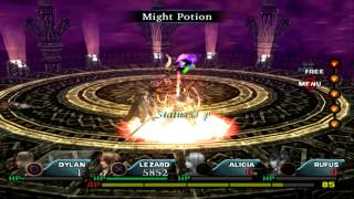 Valkyrie Profile 2 Silmeria Seraphic Gate Boss Ethereal Queen (50 Crystals)