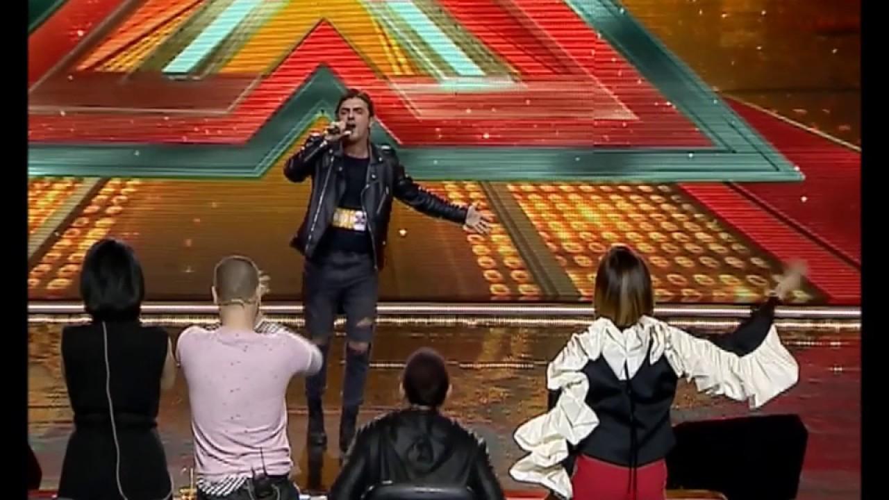 X ფაქტორი  ხვიჩა კვარაცხელია  X Factor  Xvicha Kvaracxelia