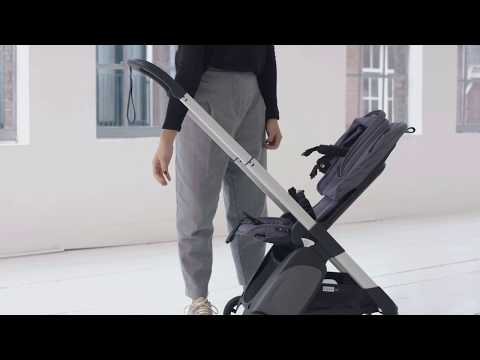 Bugaboo Ant | Travel stroller - How to use your stroller