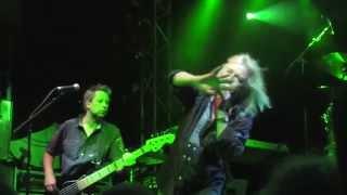 Magnum - Black Skies ( Live HD 720p @ Sticky Fingers, Gothenburg. 2014-04-10 )