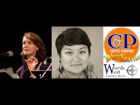 WordsWest Literary Series 6 - Elizabeth Austen and Michelle Peñaloza (March 18, 2015)