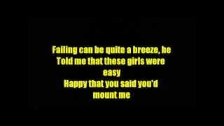 The Strokes -I Can't Win Lyrics