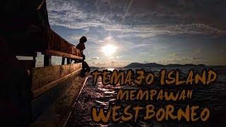 TEMAJO ISLAND   MEMPAWAH - WESTBORNEO
