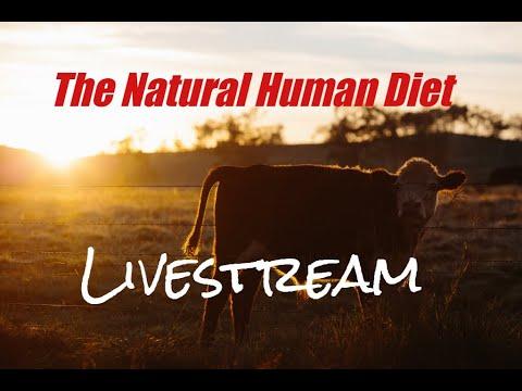 raw-livestream--raw-veal-heart,-butter,-kefir-,-eggs