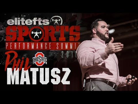 The Performance Pathway - Phil Matusz SPS 2018 Presentation | elitefts.com