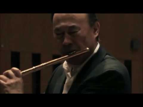 Louis LOT 18k gold flute(1869)Shigenori KUDO 工藤重典 & L'ORCHESTRE PAUL KUENTZ