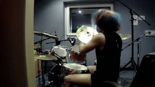 Video Monachopsis - The God project studio drums warm up 23. 3.17 download MP3, 3GP, MP4, WEBM, AVI, FLV Oktober 2017