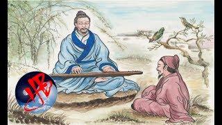 Bị nguy khốn, đói khát, vì sao Khổng Tử vẫn đàn hát ung dung?