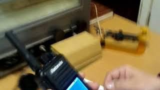 Пример DMR радиосвязи в Рыбинске