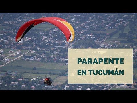 Parapente en Tucumán
