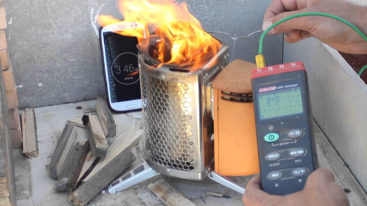 coffee cooking temperature test on biolite camp stove. Black Bedroom Furniture Sets. Home Design Ideas