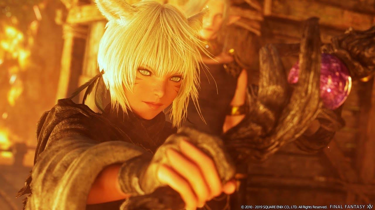Final Fantasy XIV Shadowbringers out July   Rock Paper Shotgun