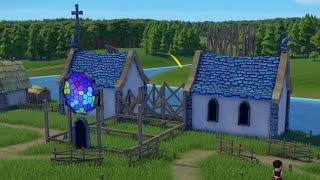Foundation #6 - Kościół Dawidkowy