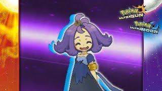 Pokemon Ultra Sun and Ultra Moon - Elite 4 Acerola!