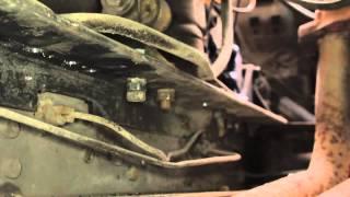 Ремонт рамы газели. Усиление рамы без сварки Газель. Лечение трещин в раме грузовика Газель.(, 2015-04-28T08:30:42.000Z)