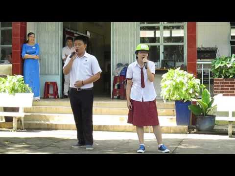 We are young - khai giảng 5/9/2013 trường THPT chuyên Hùng Vương tỉnh Bình Dương