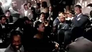 "Louis Armstrong & Danny Kaye, ""A Song is Born"" - Part 1"