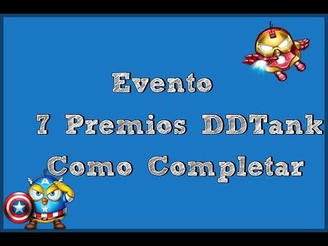 Como completar evento 7 premios DDTank