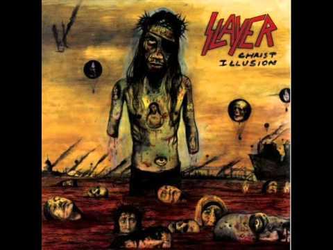 Slayer - Cult (w/ lyrics)