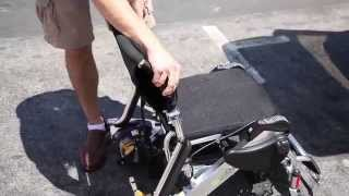KD Smart Chair - Foldable electric wheelchair Thumbnail