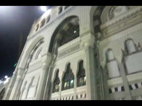 Kabe'de Sabah Ezanı dinlemek - (Call to prayer is listen to the morning at The Masjid Al Haram)