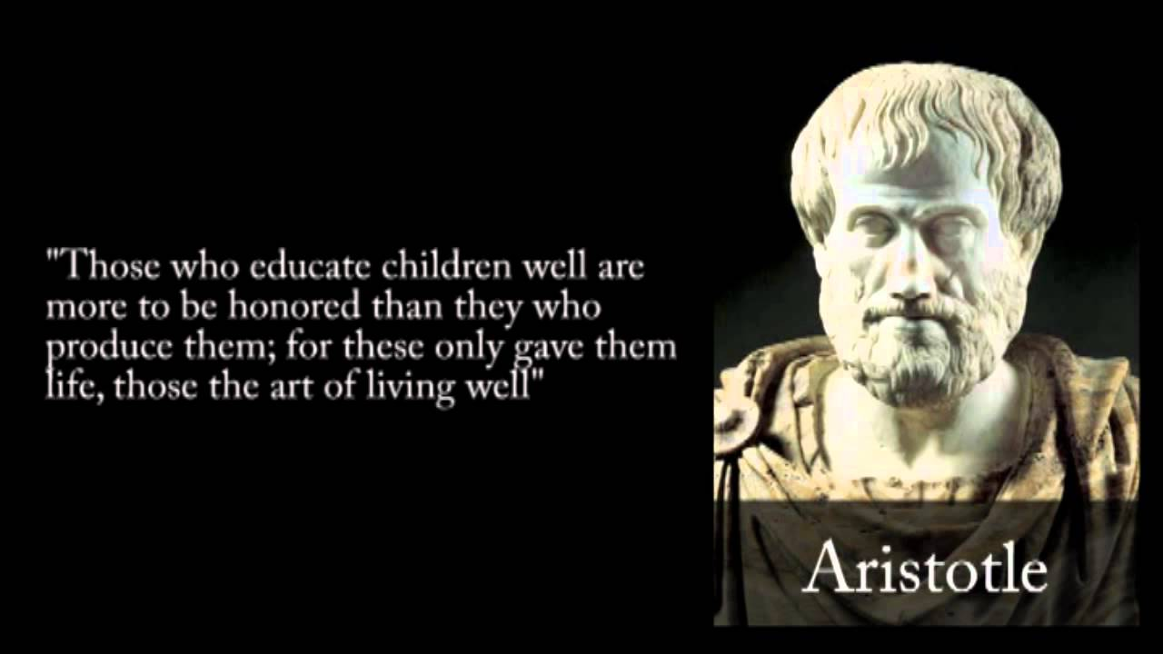 Aristotle Quotes And Sayings: Aristotle Quotes Video