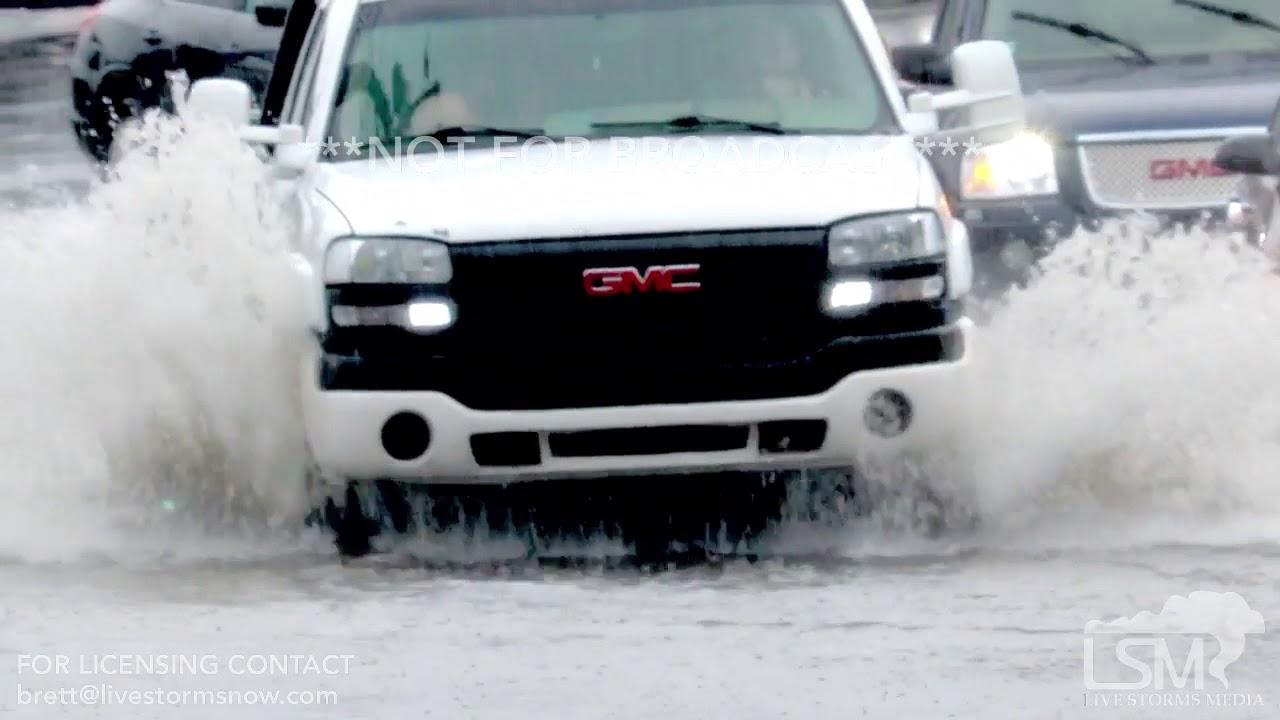 08 04 18 Wareham Ma Flash Flooding And Torrential Rains Youtube