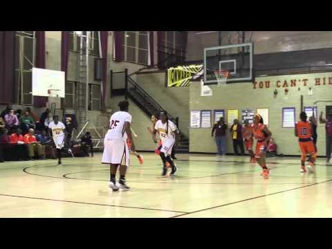 Chicago Marshall vs. Whitney Young 12-15-15