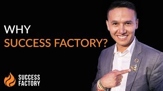 Why I joined Success Factory - Mario Vielmas