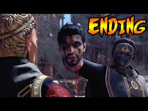 CHARACTERS Are Killed in IX! Easter Egg ENDING CUTSCENE Explained! Black Ops 4 Zombies Storyline
