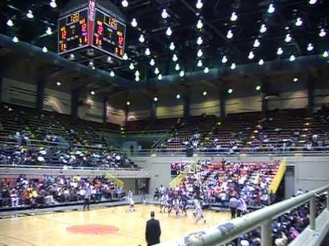 Beach High School Basketball Savannah, Ga 2012-13 vs Savannah High at Civic Center Part2 - YouTube
