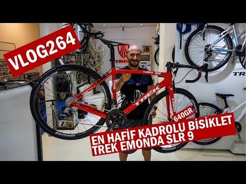 13000$ Lık En Hafif Kadrolu Bisiklet | Asla Durma Vlog264