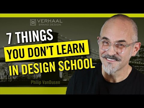 7 Things They Dont Teach You In Design School