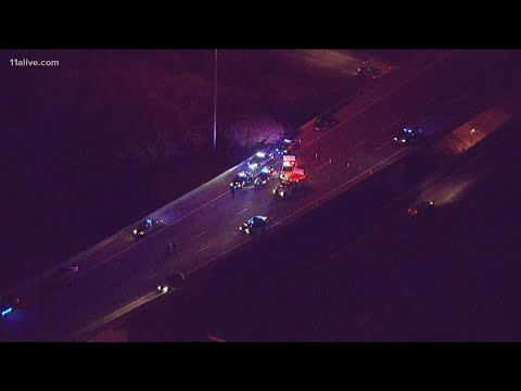 Person shot and killed on I-20 East in Atlanta