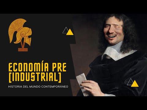 La economía del Antiguo Régimen