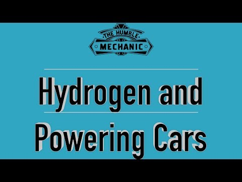 Hydrogen and The Automotive Industry