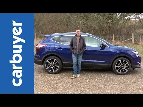 Nissan Qashqai review Carbuyer