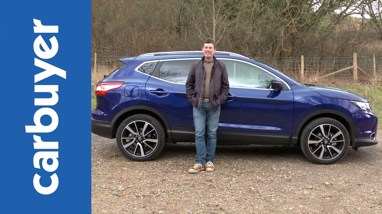 Nissan Qashqai review - Carbuyer - YouTube