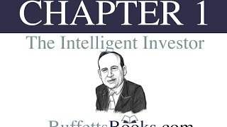 CH1: The Intelligent Investor (TII)