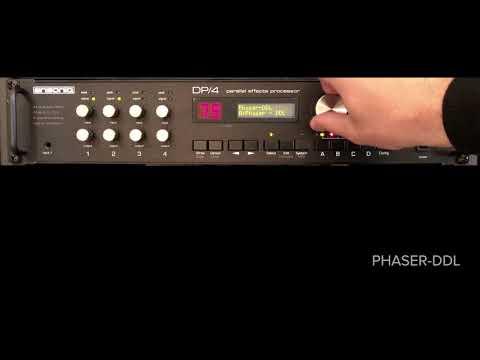 Demo :: Ensoniq DP4 FX on SH101 (Aphex Riff)
