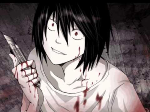 Jeff the killer- Go to Sleep
