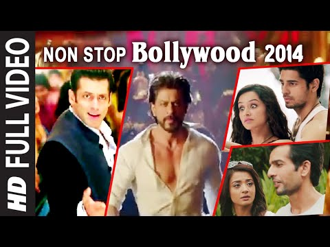 Exclusive : Non Stop Bollywood 2014 Full  HD  T Series