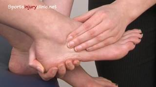 Ankle Sprain - Explained in a 90 seconds