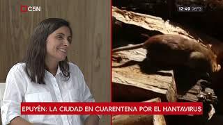 Epuyén: La ciudad en cuarentena por el hantavirus