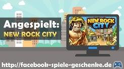 NEW ROCK CITY angespielt - von http://facebook-spiele-geschenke.de [Deutsch]