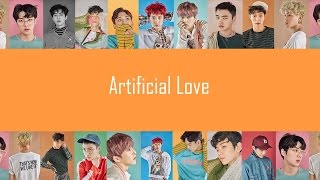 EXO - Artificial Love (EASY Lyrics)