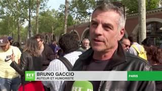 Acte 23 : retour sur l'arrestation du journaliste Gaspard Glanz