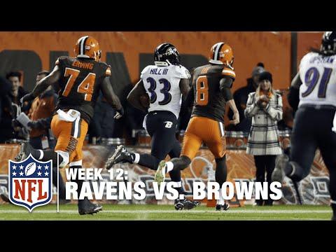 The Kick Six: Ravens Block Last-Second Field Goal & Return it for the Win! | Browns vs. Ravens | NFL